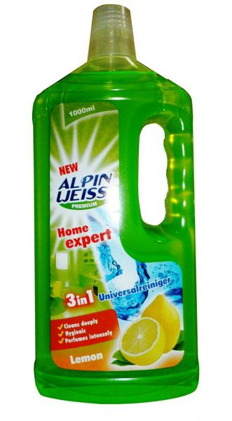 Alpinweiss glass cleaner, window cleaner, 500ml with Nano Power
