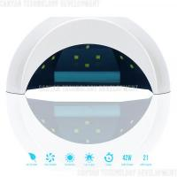 Air Purifying Smart UV/LED Nail Lamp